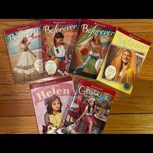 Kids Books. American Girl Series Bundle
